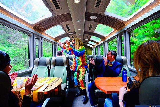 Full-Day Tour to Machu Picchu on Panoramic Train, Cusco, PERU
