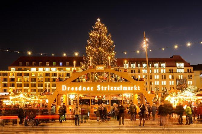 Private Custom Tour from Prague-Dresden Christmas Market & Saxon Switzerland, Dresden, Alemanha