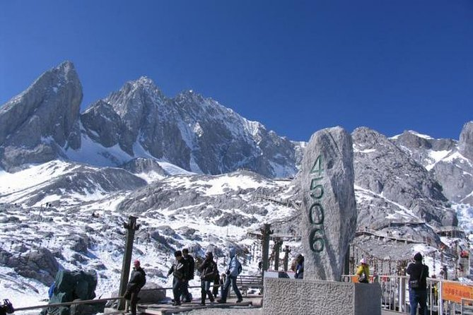 Lijiang Private Tour to Jade Dragon Snow Mountain, Baisha and Longquan Village, Lijiang, CHINA