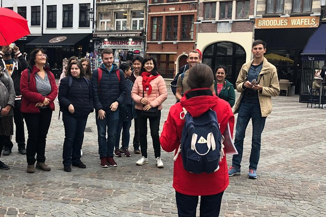 Private tour of Antwerp
