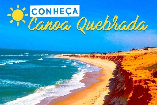 Passeio de dia inteiro à Canoa Quebrada - Saída de Fortaleza by Vitorino Turismo, Fortaleza, BRAZIL