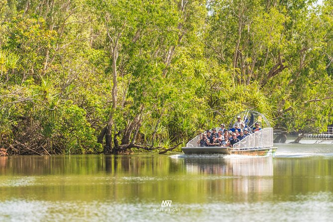 Full Day Helicopter, Airboat and Crocodile Adventure, Darwin, AUSTRALIA