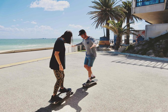 There's not many beaches in the world where you'll get the opportunity to learn how to skateboard with a professional instructor. What makes this experience so unique is that it's held on Melbourne's famous St Kilda Beach, full of activity and atmosphere! Skateboards are provided so just bring yourself and come ready to have a great time!