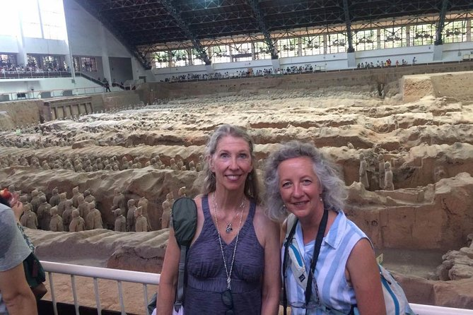 MÁS FOTOS, 4-Hour Private Xian Tour to Terracotta Warriors with Airport Transfer Option