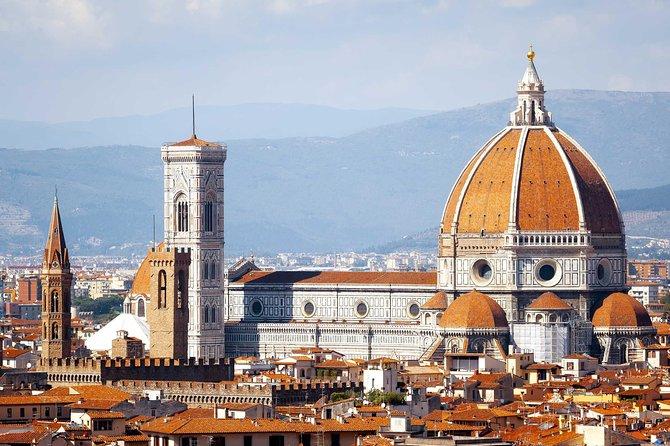 MÁS FOTOS, Florencia, Galería de los Uffizi y Chianti en monovolumen desde Pisa con cata de vinos