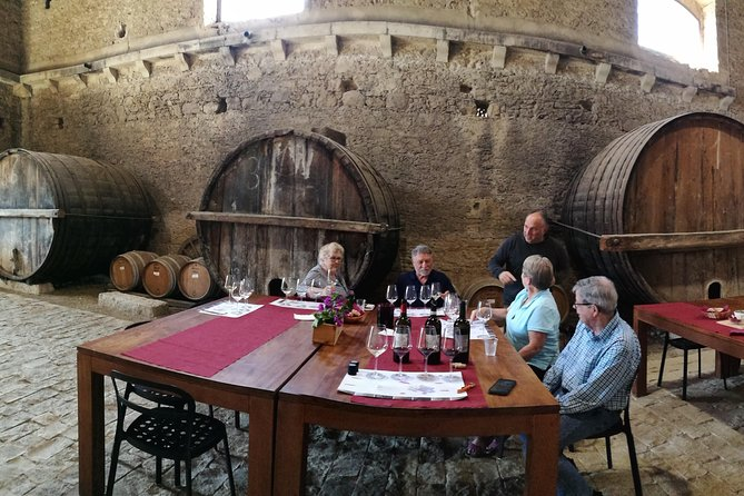 Tour of Agrigento with lunch in winery and visit guided, ,