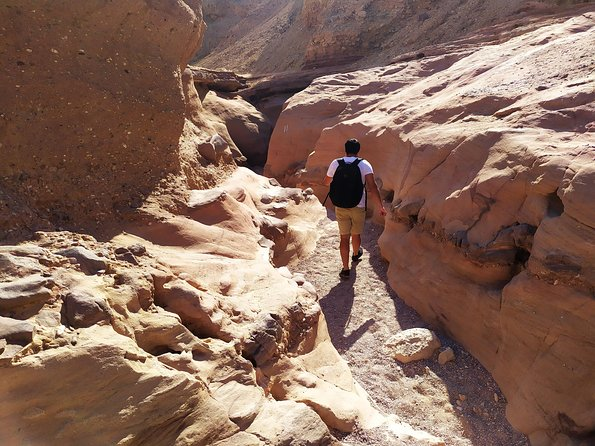Red canyon jeep tour in Eilat, Eilat, ISRAEL