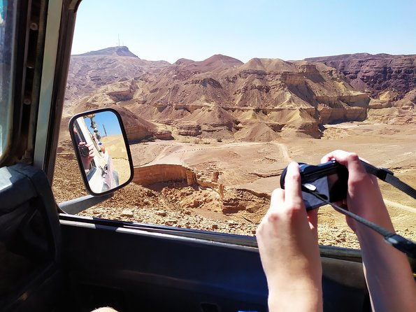 Jeep tour adventure Eilat mountains, Eilat, ISRAEL