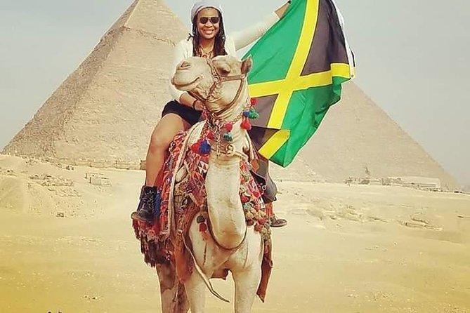 Excursión de un día completo privada: Pirámides de Giza, la esfinge, Saqqara y la ciudad de Menfis, El Cairo, EGIPTO