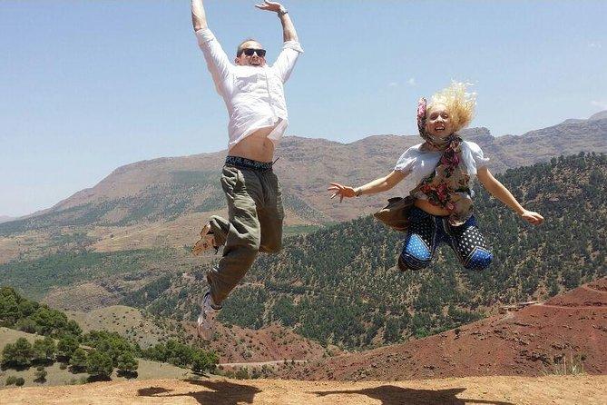 Atlas Mountains & 5 Valleys Day Tour from Marrakech - All inclusive -, Marrakech, cidade de Marrocos, MARROCOS