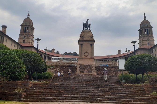 Pretoria city tour, Johannesburgo, South Africa