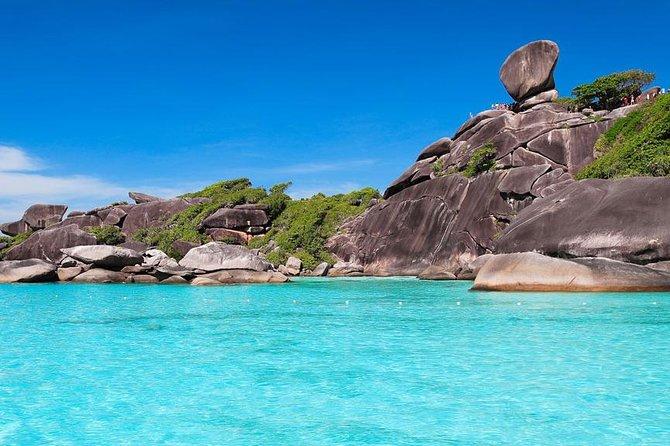 MÁS FOTOS, Similan Islands Snorkeling Tour By Speed Catamaran From Khao Lak