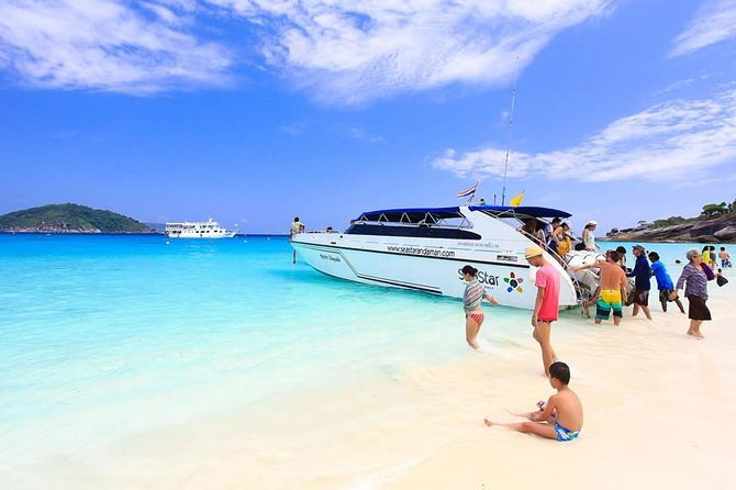 MÁS FOTOS, Similan Islands Snorkeling Tour By Sea Star Andaman From Khao Lak