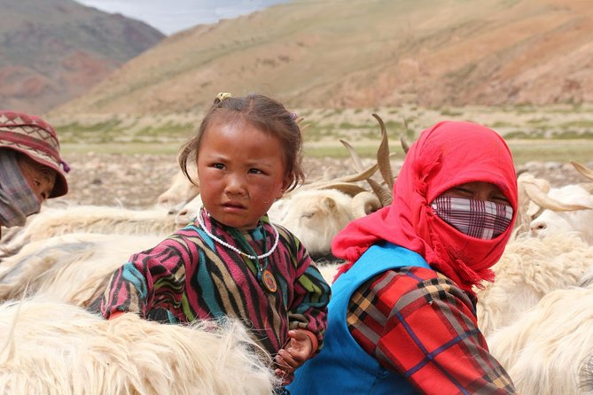 8 Days Tibet Nepal Overland Tour With Mt.Everest, Lhasa, CHINA