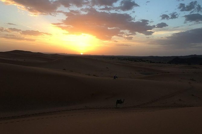 Private Transport For 6 Days From Marrakech Via Erg Chebbi Desert, Uarzazat, MARROCOS