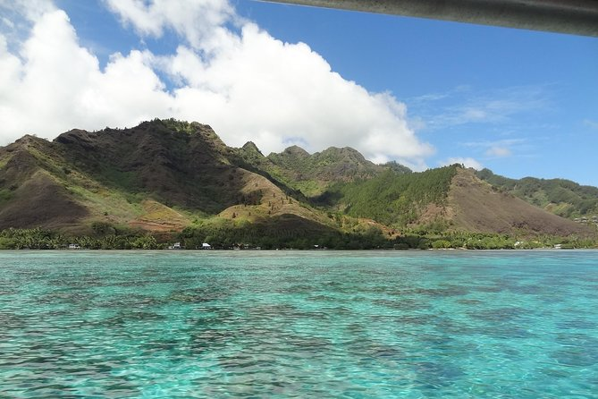 Authentic Moana Lagoon Excursion - Full Day (Motu Lunch included), Papeete, TAHITI