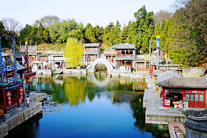 Two places are both listed on the UNESCO World Heritage Sites - Ming Tombs and Summer Palace.<br><br>Highlights:<br>- Visit the only emperor's tomb that open to the public and walk into the underground palace;<br>- Visit the best-preserved imperial park: Summer Palace and enjoy the beautiful lake view;<br>- Experience a one-day tour away from center of Beijing and gain abundant knowledge of relevant history and culture.<br>-Small group grantee, with entrance tickets to the sights lunch and guide and transportation are all inclusive.