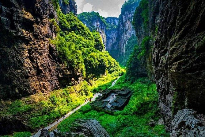 MÁS FOTOS, 280 USD Per Group Chongqing Wulong Karst National Park Private Tour
