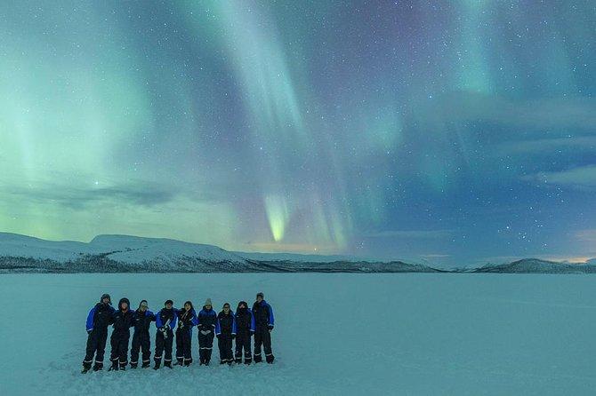Excursión para observar la aurora boreal, Tromso, NORUEGA