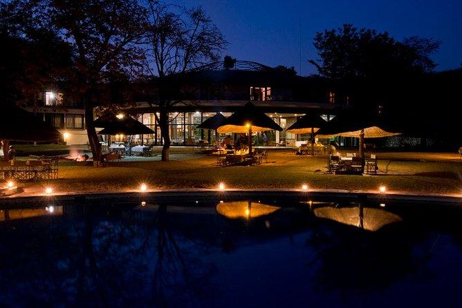 6 Night Victoria Falls/Hwange Package, ,