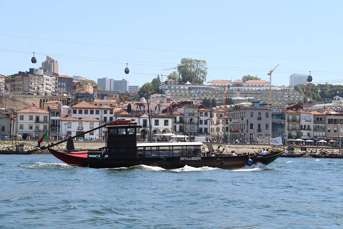 Porto City Tour Full Day with Lunch (optional) and Wine Tasting, Oporto, PORTUGAL