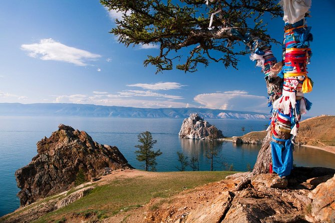 We invite you to tour into the heart of lake Baikal on Olkhon island! You will visit the most popular places as Khoboy cape, Uzura valley, Burhan cape and meet with the local culture.