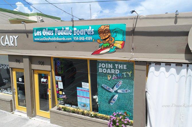 2 Hour Paddle Board Rental with Instruction, Fort Lauderdale, FL, ESTADOS UNIDOS