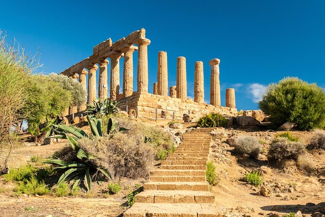 2-hour Private Valley of the Temples Tour in Agrigento, ,