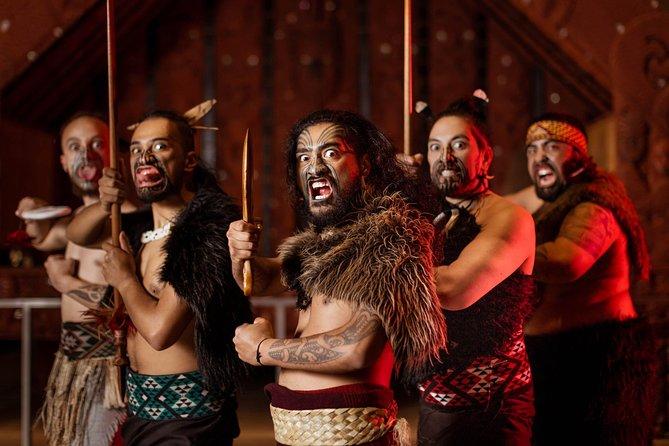 Entrada general para el Museo de Auckland con actuación cultural maorí, Auckland, NUEVA ZELANDIA