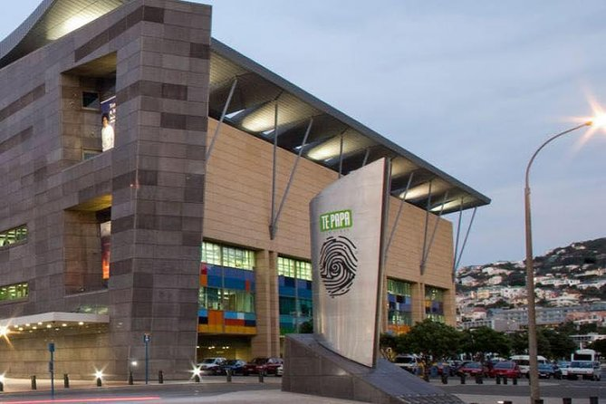 Museum of New Zealand Te Papa: Small Group Guided Tour, Wellington, NUEVA ZELANDIA