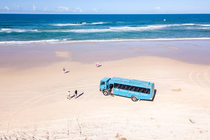 All-Inclusive 2-Day Fraser Island Tour, Hervey Bay, AUSTRALIA