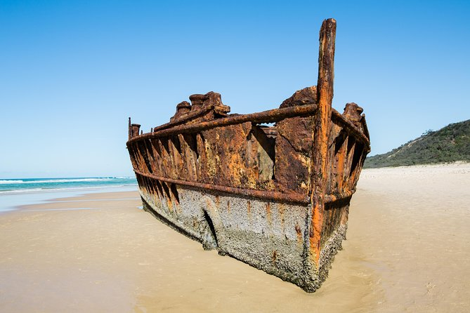 3-Day Fraser Island Resort Package, Hervey Bay, AUSTRALIA