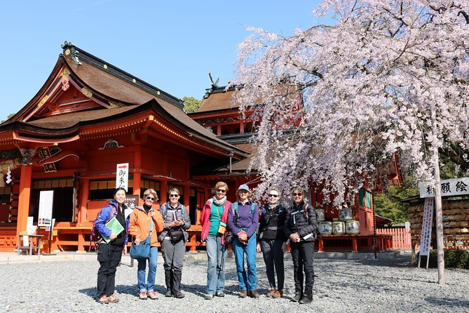 This is the best way to enjoy Mt. Fuji! Interact with locals and experience their life at the foot of Mt. Fuji. Let's use public transportation, enjoy walking and stay longer in one place. Join our responsible tour and leave a positive impact.