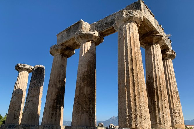 Private Tour to Ancient Corinth with licensed guide, Atenas, Greece