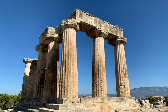 Private Tour to Ancient Corinth with licensed guide, Atenas, Grécia