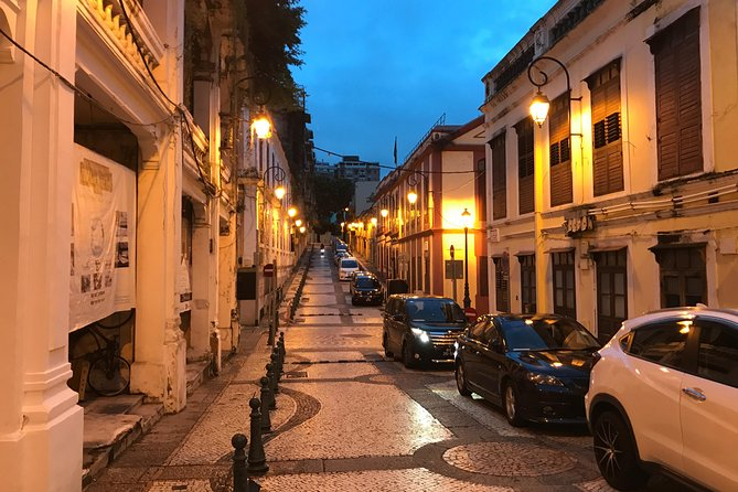 Macau Day Tour - From your Macau hotel, Macao, CHINA