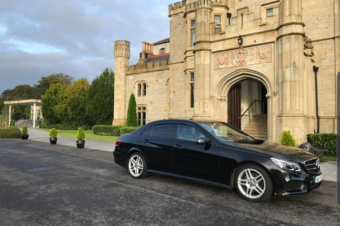 We offer private airport transfer from Shannon airport to Galway city and county. We use high end mercedes vehicles.We offer a free meet and greet in arrivals hall in shannon.
