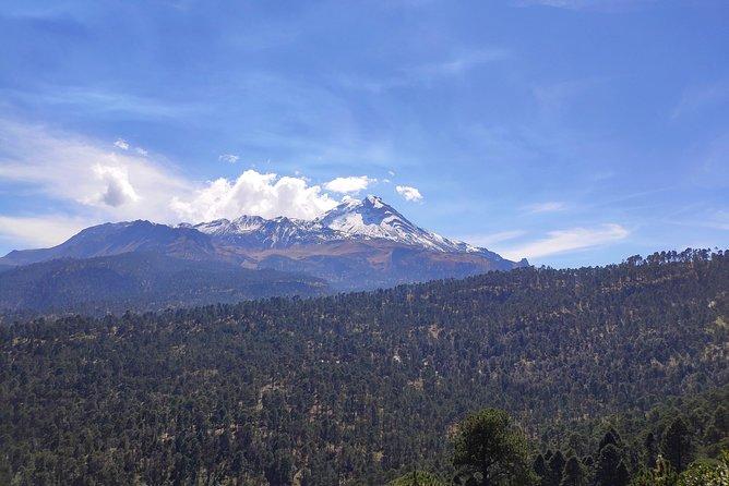 Volcano Tour to Iztaccihuatl, ,