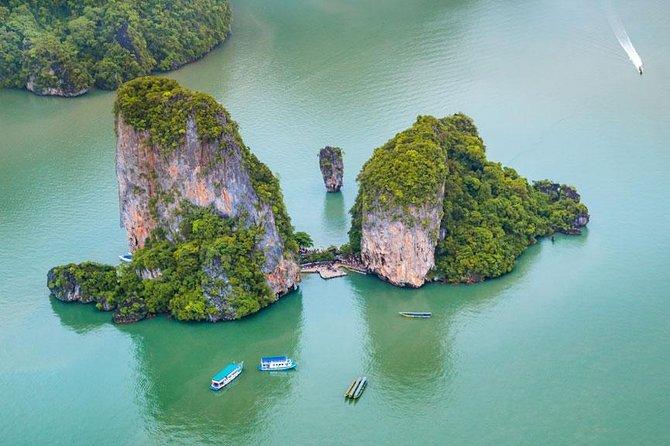 MÁS FOTOS, James Bond and Khai Island Premium Service Trip By Sea Star From Khao Lak