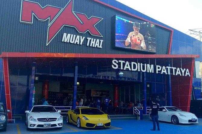 MAX Muay Thai in Pattaya Admission Ticket, Pattaya, TAILANDIA