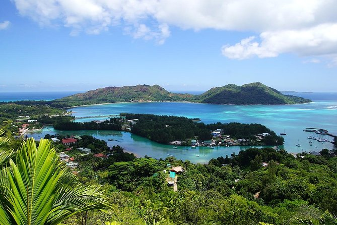 A unique half day tour for an easy exploration of Praslin's best nature reserves and beach. Enjoy as you see giant palms and nuts, as well as swim in the most pristine waters