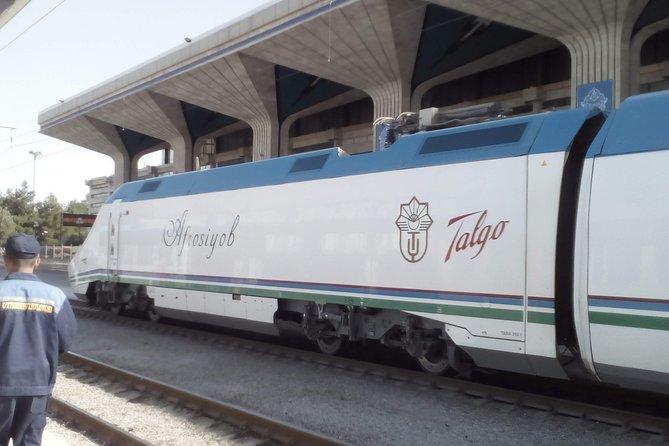 uzbekistan train ticket(any tipe of from tashkent to samarkand), Tashkent, UZBEKISTAN