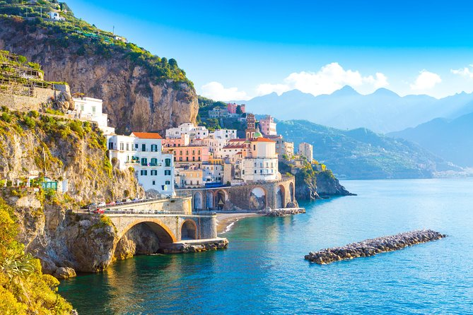 Amalfi Coast Experience - Positano, Amalfi & Ravello, Sorrento, ITALY
