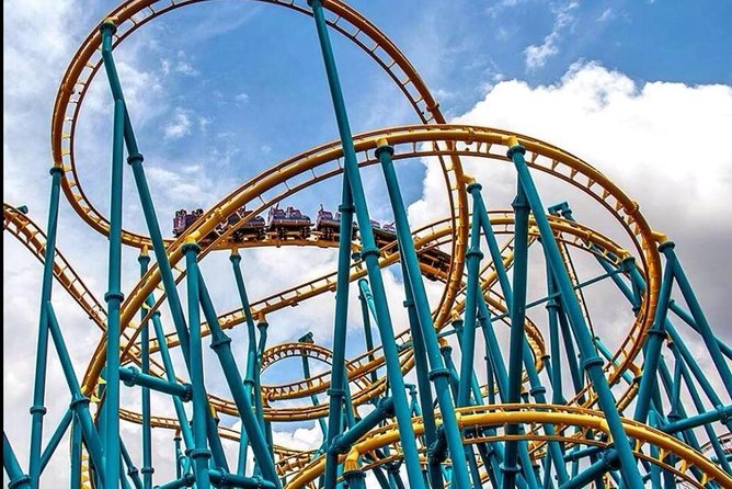 MÁS FOTOS, Skip the Line: Six Flags Fiesta Texas Admission Ticket