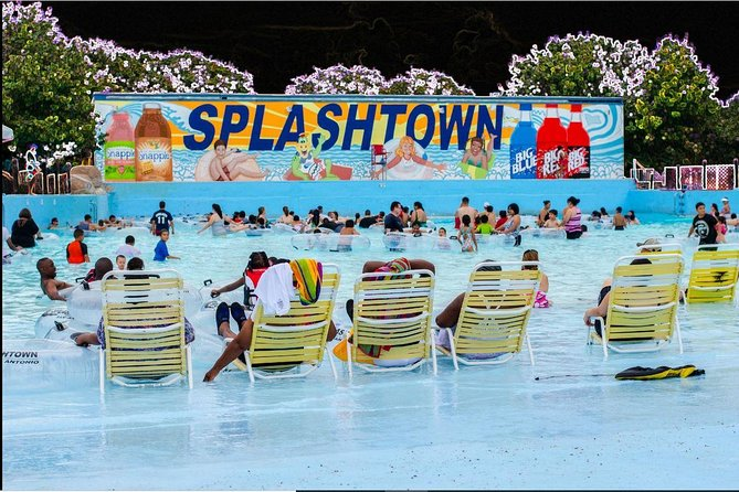 Skip the Line: Splashtown San Antonio Admission Ticket, San Antonio, TX, ESTADOS UNIDOS