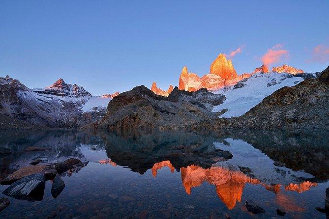 2 días de aventura en Chaltén: Laguna de los Tres, Monte Fitz Roy y Cerro Torre, El Chalten, ARGENTINA