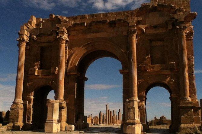 Djmila & Timgad@By Ouirane Tours-Algeria, Argel, Argélia