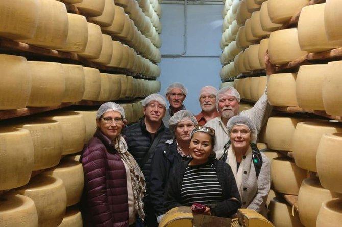 Parmigiano cheese and Parma ham Tour, Parma, ITALIA