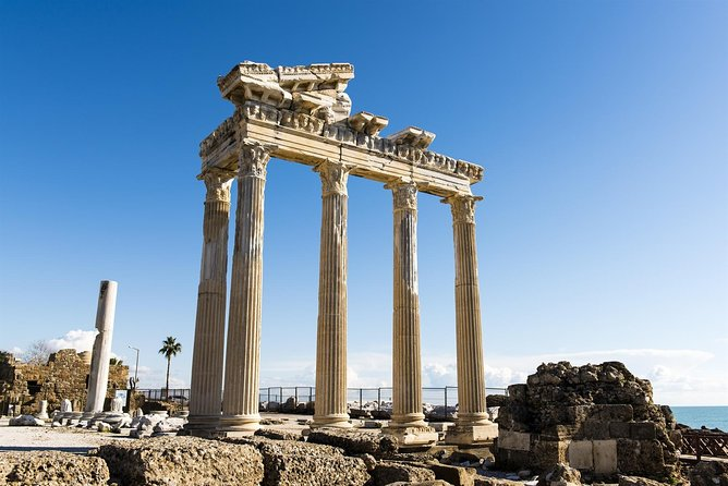 Tour de Afrodisias, Izmir, TURQUIA