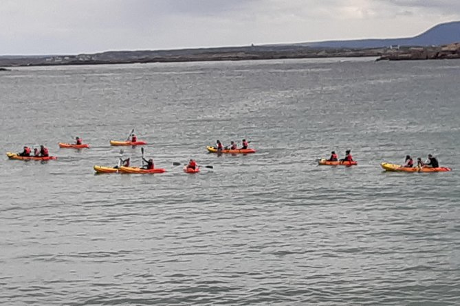 Explore the beautiful coastline of Arranmore on our guided kayak tours. All ages catered for ,with a helpful and friendly staff.